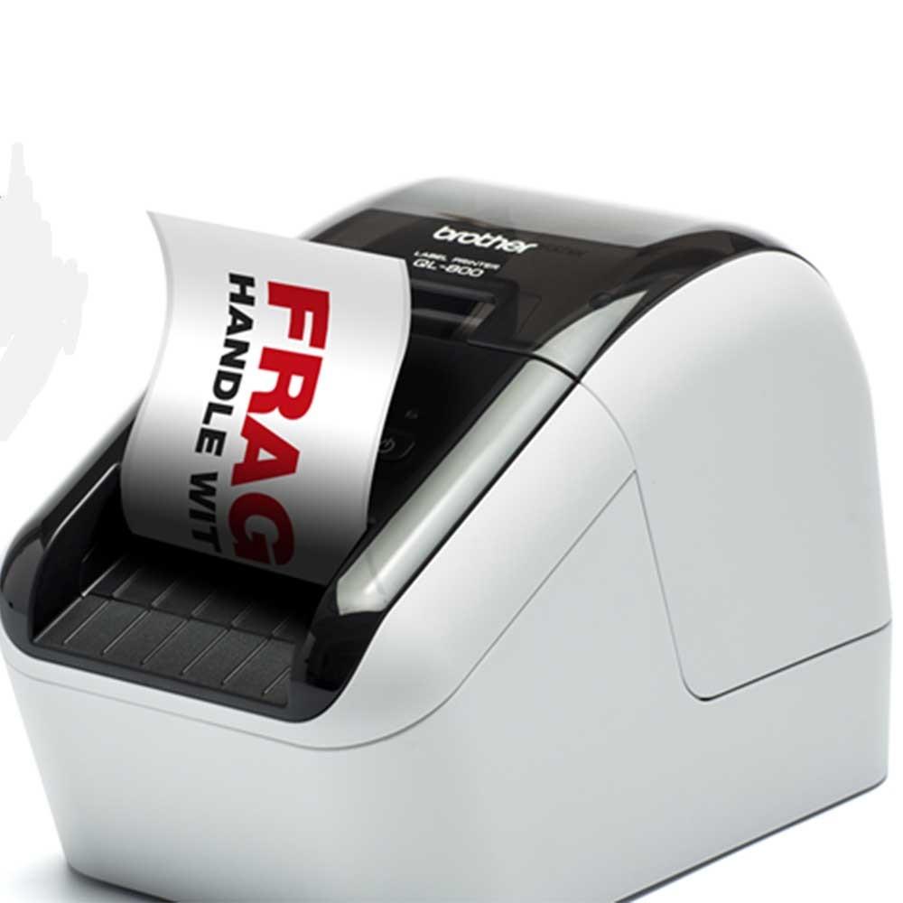 מדהים מדפסת מדבקות תרמית BROTHER QL-800 הדפסה בצבעים|מתיפרינט - Inkjets VG-41